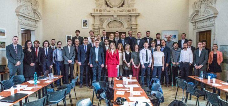 TOP tým Praha je připraven na založení celostátní organizace